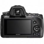 Sony SLT-A35 Rückseite