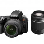 Sony SLT-A35 Double-Kit