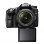 Sony SLT-A65V LCD