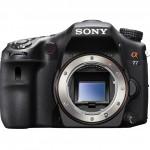 Sony A77 ohne Objektiv